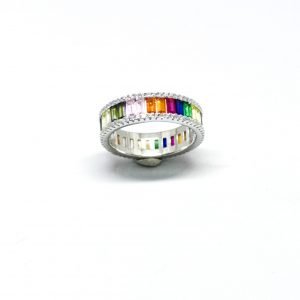 Anello fascia Rainbow